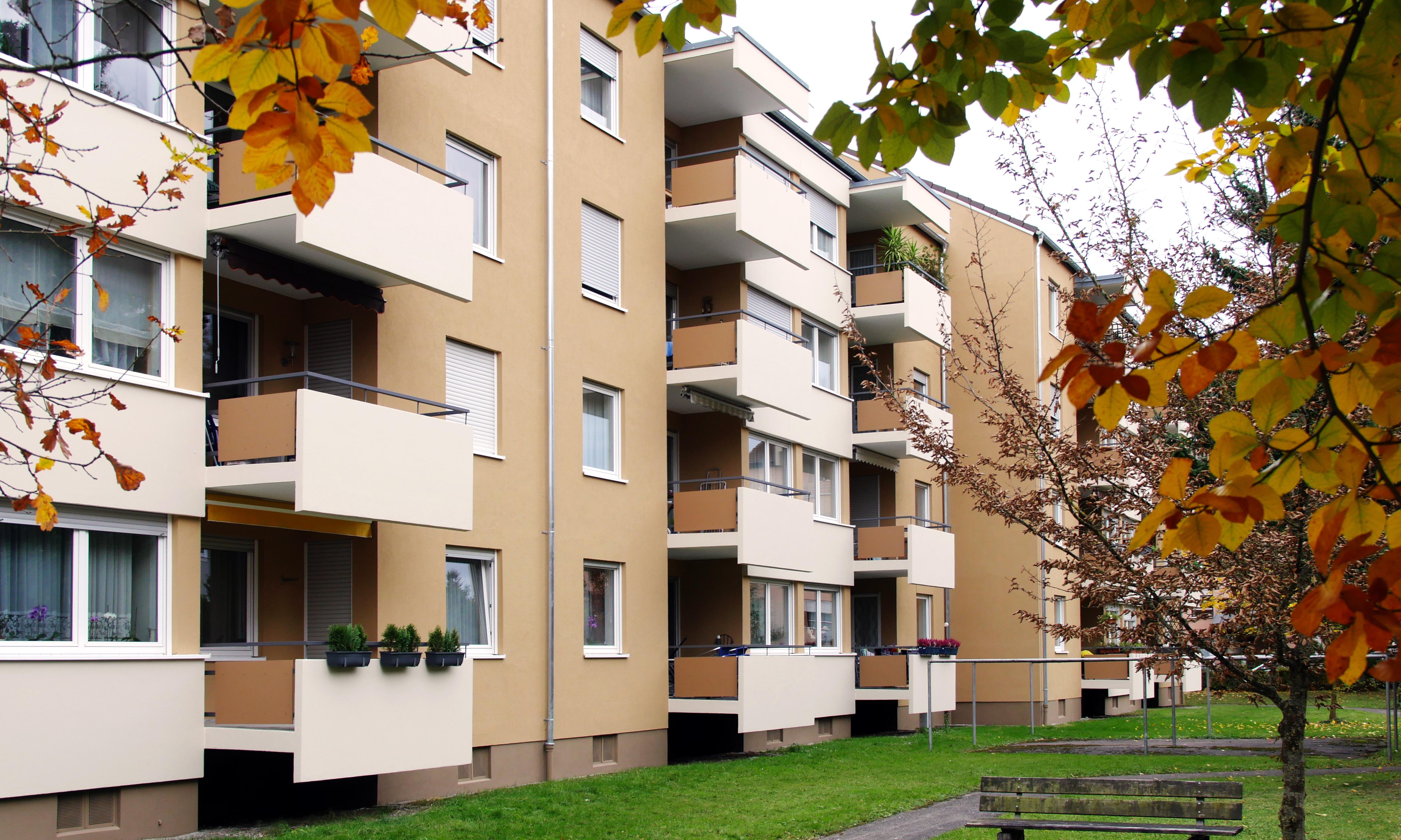 Keim Fassade Augsburg