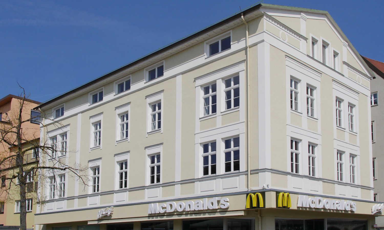 Fassadennanstriche Augsburg