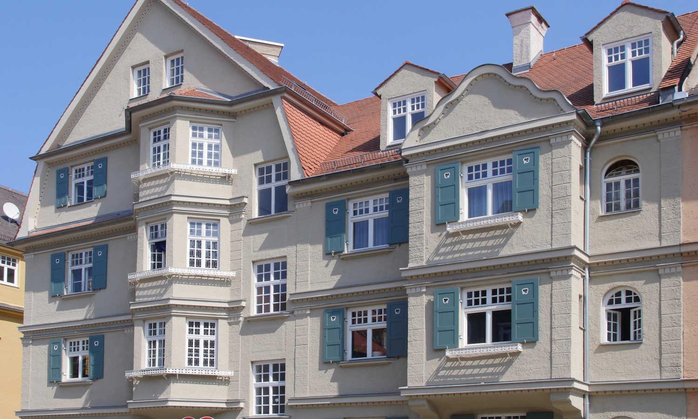 Restaurierung, Denkmalpflege Augsburg