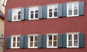 Fenster streichen Augsburg