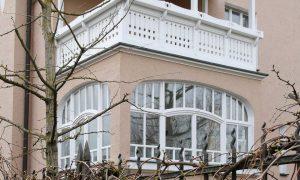 Schutzanstrich Kunststoff Fenster