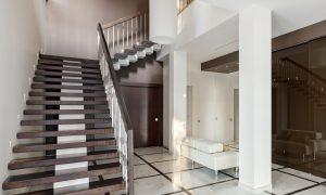 Treppenhausrenovierung