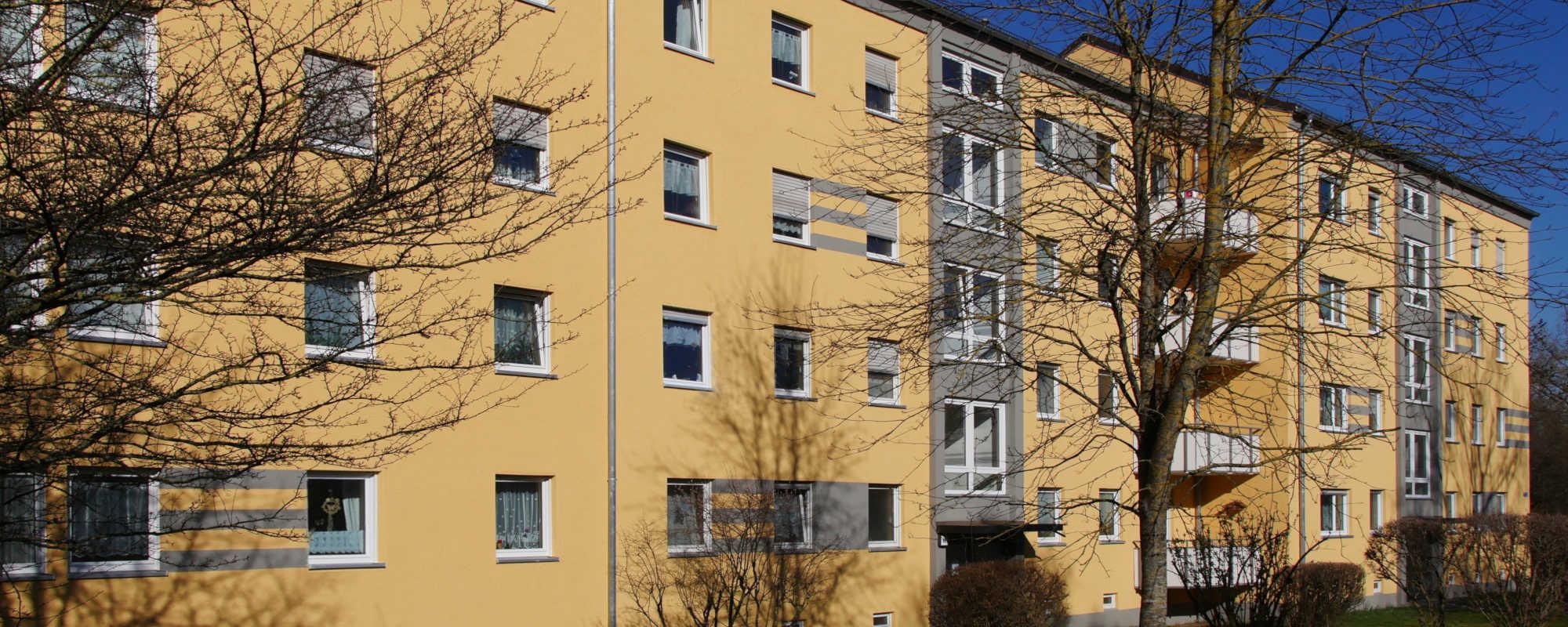 Fassadensanierung, Aussenanstriche Augsburg